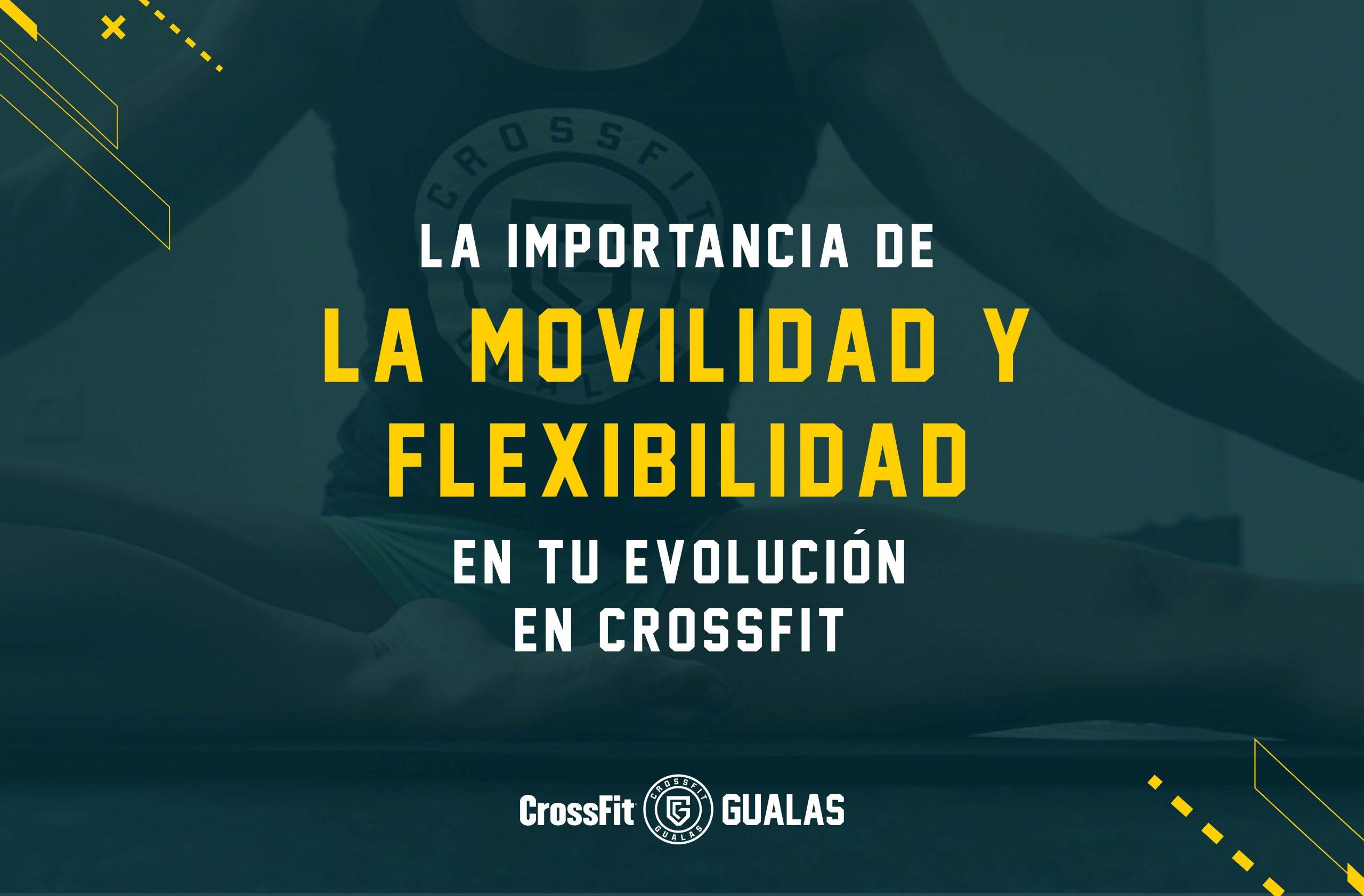 mobilidad y flexibilidad