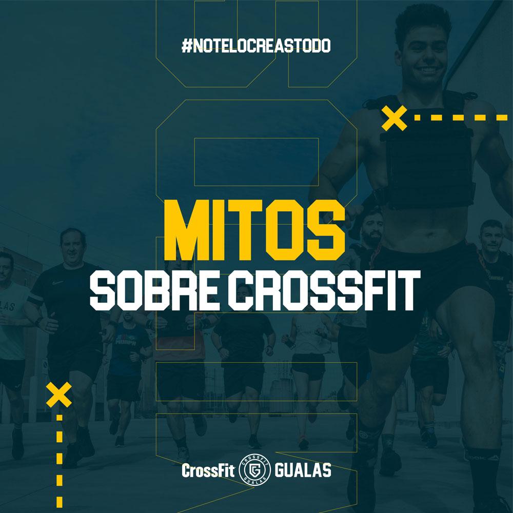 mitos sobre crossfit